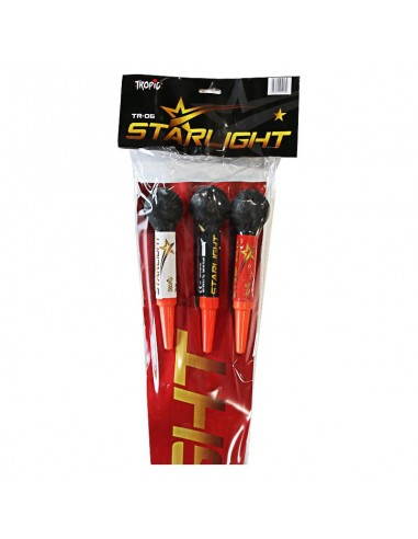 Rakiety STAR LIGHT TR06 /3-szt./