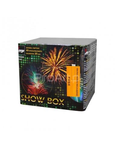 JW5020 Show Box